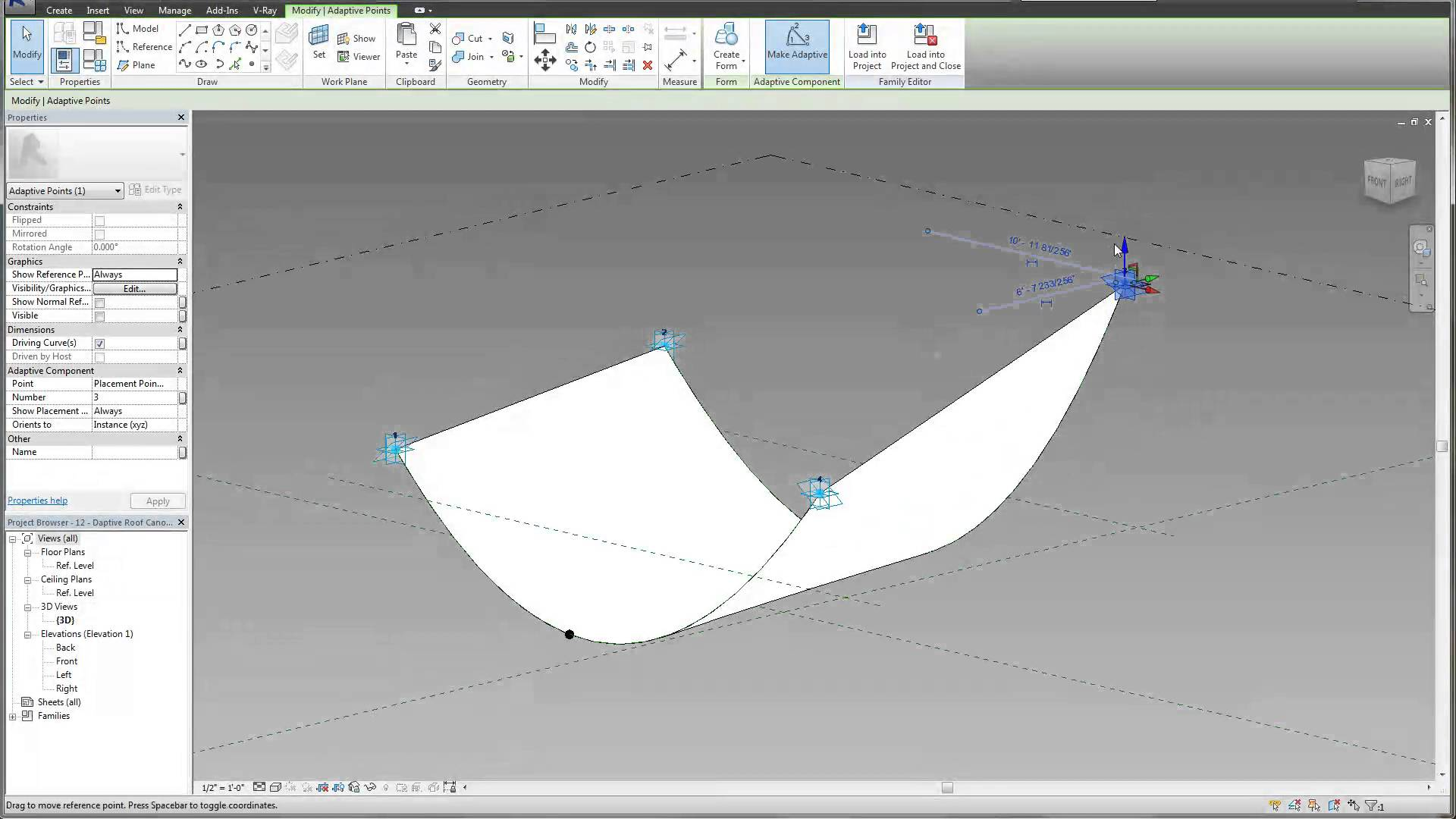 Brief overview of adaptive fabric roof canopy revit news - A brief guide to a durable roof ...