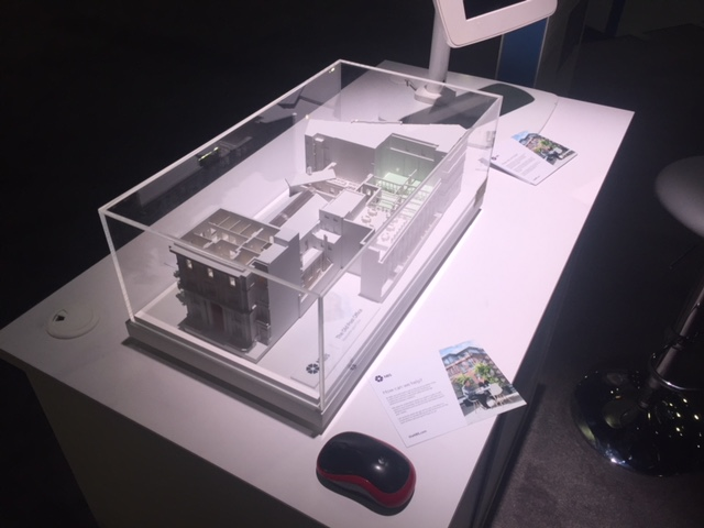 Exhibition Stand Revit : Au nbs in the exhibition hall revit news